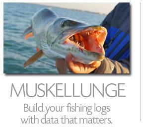 FISHING APPS - MUSKELLUNGE FISHING