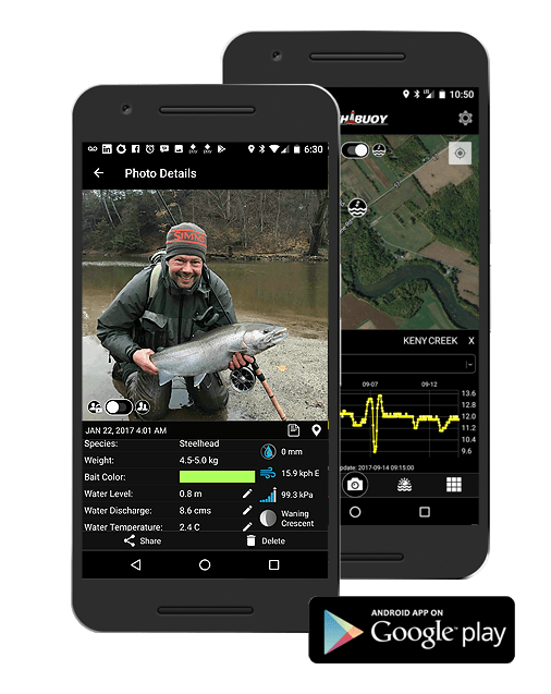 Fishing App - FISHBUOY for Android