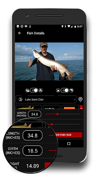 OFAH Fish Weight Calculator
