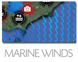 MARINEBUOY - Great Lake Marine Forecast - MARINE WINDS