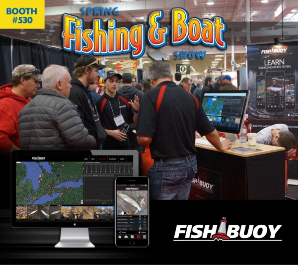 Spring Fishing and Boat Show, Toronto, Ontario Feb 17-20