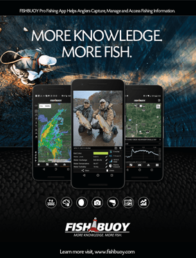FISHBUOY Pro Fishihng App for Rivers