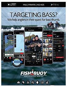Bass Fishing FISHBUOY Flyer