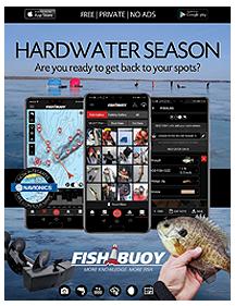 Ice Fishing Hardwater Fishing FISHBUOY Flyer