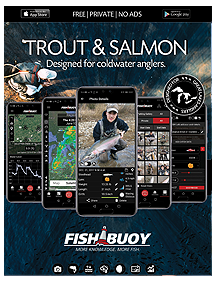 Trout and Salmon FISHBUOY Flyer