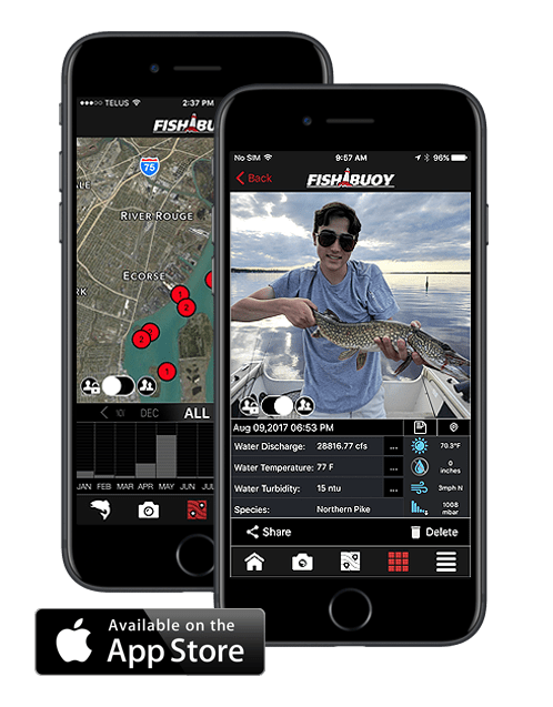 Fishing App - FISHBUOY for iOS